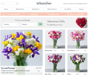 sainsbury's flowers