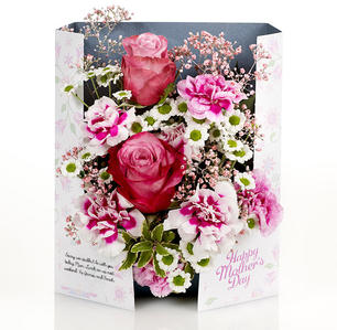 Mother's Day Flowers Flowercard